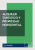 Accés al document: Alquiler turístico y propiedad horizontal - application/pdf